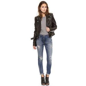 3x1 W3 High Rise Regular Skinny Jeans $295 (NWT)